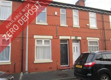 Thumbnail 2 bed terraced house to rent in Hafton Road, Salford
