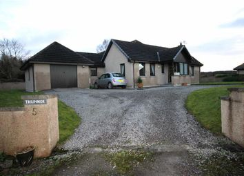 Thumbnail 3 bed detached bungalow for sale in Forres