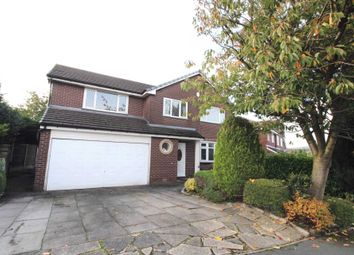 Thumbnail 4 bedroom detached house for sale in Kilworth Drive, Lostock, Bolton