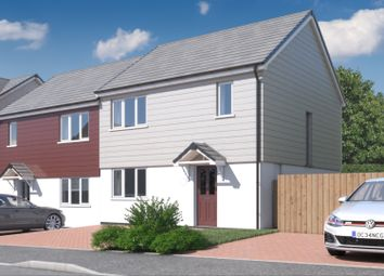 Thumbnail 1 bedroom semi-detached house for sale in Pridham Place, Bideford