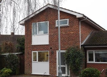 Thumbnail 3 bed link-detached house for sale in Nearsby Drive, West Bridgford, Nottingham, Nottinghamshire