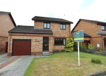 Thumbnail 4 bed detached house for sale in Falcon Drive, Larbert