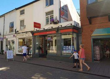 Thumbnail Retail premises to let in 19 Market Street, Market Street, Loughborough