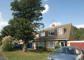 Thumbnail 3 bed terraced house to rent in Bromstone Road, Broadstairs
