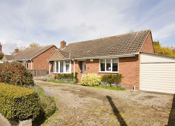 Thumbnail 2 bed detached bungalow for sale in Lichfield Road, Burntwood