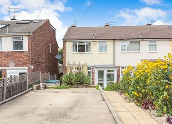 Thumbnail 2 bed semi-detached house for sale in Overhill, Pill, Bristol