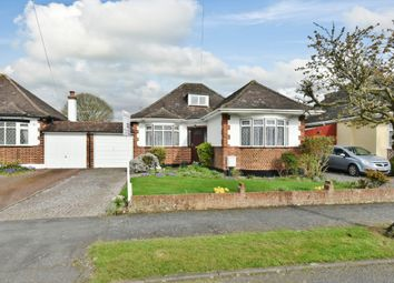 Thumbnail 3 bed detached bungalow for sale in Westland Drive, Brookmans Park, Hatfield