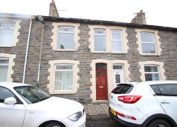 Thumbnail 2 bed terraced house to rent in Islwyn Street, Cwmfelinfach, Ynysddu, Newport