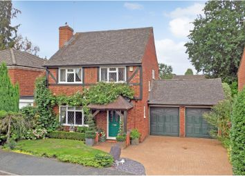 Thumbnail 4 bed detached house for sale in Newark Road, Windlesham