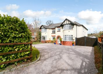 Thumbnail 5 bedroom detached house for sale in Rugby Road, Binley Woods, Warwickshire