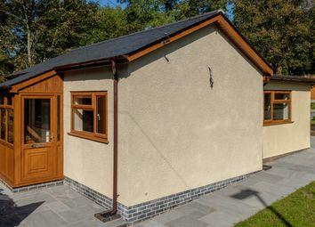 Thumbnail 2 bed bungalow for sale in Crossgates, Llandrindod Wells