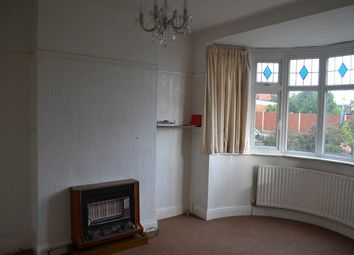 Thumbnail 3 bed semi-detached house to rent in Overdale Road, Leicester