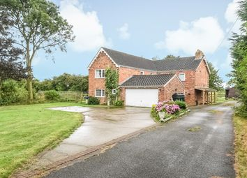 Thumbnail 5 bed detached house for sale in Killingholme Airfield, North Killingholme, Immingham