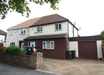 Thumbnail 3 bed semi-detached house for sale in Copy Lane, Bootle, Liverpool, Merseyside