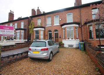 Thumbnail 5 bed terraced house for sale in Stretford Road, Urmston, Manchester