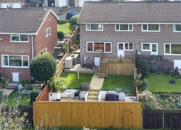 Thumbnail 4 bed semi-detached house for sale in Broom Park, Hooe, Plymouth