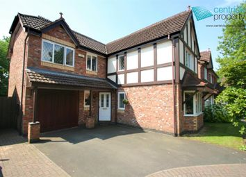 Thumbnail 4 bed detached house to rent in Barbers Lane, Catherine-De-Barnes, Solihull