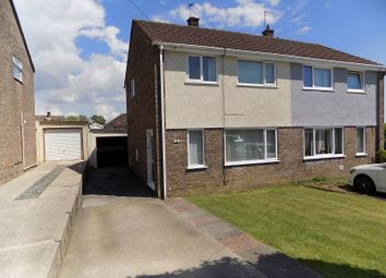 3 bed semi-detached house for sale in Meini Tirion, Cefn Glas, Bridgend. CF31