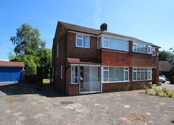 Thumbnail 3 bed semi-detached house for sale in Ember Close, Petts Wood, Orpington