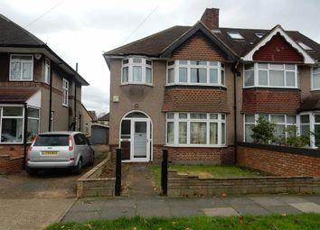 Thumbnail 3 bed semi-detached house for sale in Thorncliffe Road, Southall, Middlesex