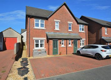 Thumbnail 4 bed semi-detached house for sale in Lingla Gardens, Frizington