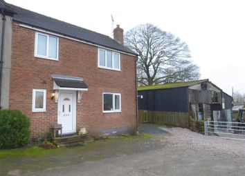 Thumbnail 3 bed semi-detached house to rent in 54A Springbank At Higher Bank Farm, Scholar Green, Stoke-On-Trent