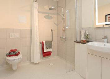 "Thumbnail 1 bed property for sale in ""Apartment Number 17"" at Bowes Lyon Place, Poundbury, Dorchester"
