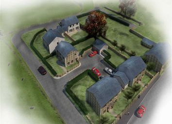 Thumbnail 4 bed detached house for sale in Wennington Road, Wray, Lancaster