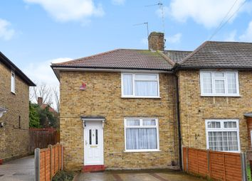 Thumbnail 3 bed end terrace house for sale in Hunston Road, Morden