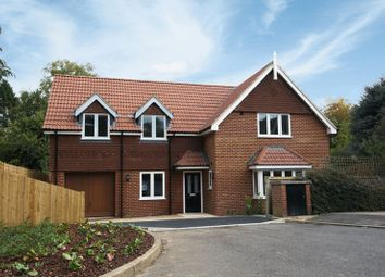 Thumbnail 4 bed detached house for sale in Mapleleaf Close, Selsdon, South Croydon