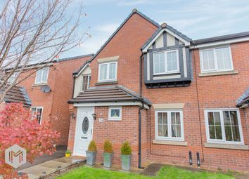 Thumbnail 3 bed town house for sale in Valley Mill Lane, Bury