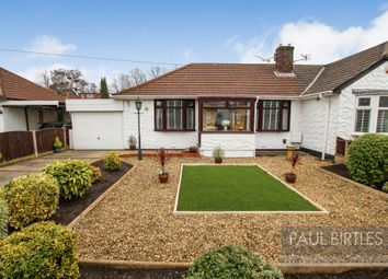 Thumbnail 2 bed bungalow for sale in Kingston Drive, Flixton