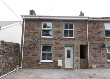 Thumbnail 3 bed end terrace house for sale in Hoskings Row, Redruth