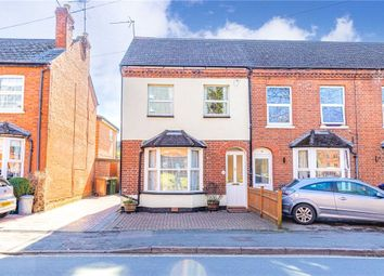 Thumbnail 3 bed end terrace house for sale in Portesbery Road, Camberley, Surrey