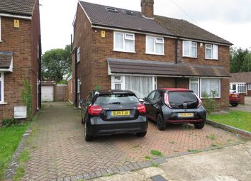 4 bed semi-detached house for sale in Brooklands Close, Luton LU4