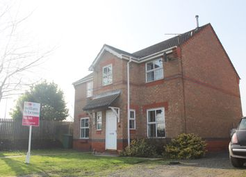 Thumbnail 3 bed semi-detached house to rent in Rose Walk, Scunthorpe
