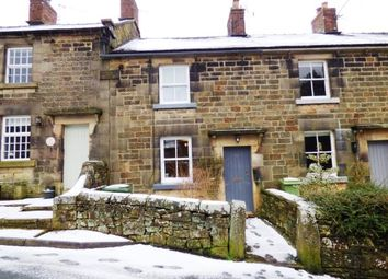 Thumbnail 1 bed terraced house for sale in Queen Street, Longnor, Derbyshire