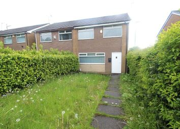 Thumbnail 3 bed semi-detached house to rent in 20 Amberley Walk, Chadderton, Oldham