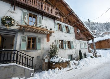 Thumbnail 6 bed chalet for sale in Chemin Martenant, Morzine, Haute-Savoie, Rhône-Alpes, France