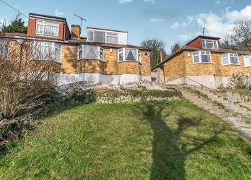 Thumbnail 3 bed bungalow for sale in Princes Avenue, Walderslade, Chatham