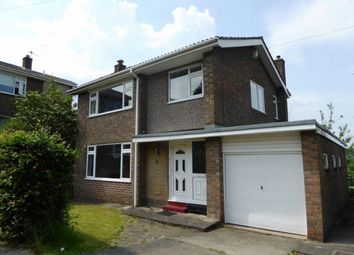 Thumbnail 4 bed detached house to rent in Orchard Drive, Durham