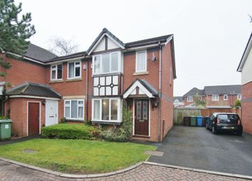 Thumbnail 2 bed semi-detached house for sale in Moorhead Gardens, Warton