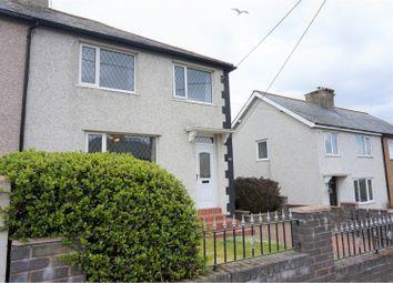 Thumbnail 3 bed semi-detached house for sale in Ffordd Bryn Melyd, Prestatyn