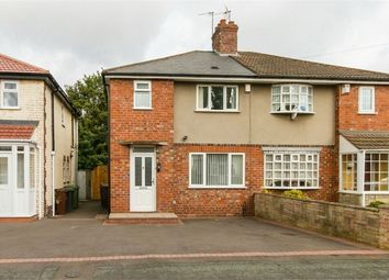 Thumbnail 3 bed semi-detached house for sale in Crathorne Avenue, Oxley, Wolverhampton, West Midlands
