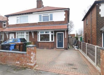 Thumbnail 2 bed property for sale in Marina Road, Bredbury, Stockport