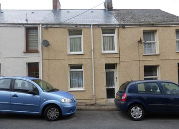 Thumbnail 3 bed terraced house for sale in Commercial Street, Abergwynfi, Port Talbot