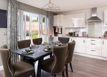 "Thumbnail 4 bed detached house for sale in ""Hale"" at Pye Green Road, Hednesford, Cannock"