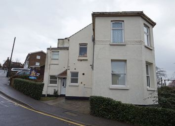 Thumbnail 1 bed flat to rent in High Street, Benfleet