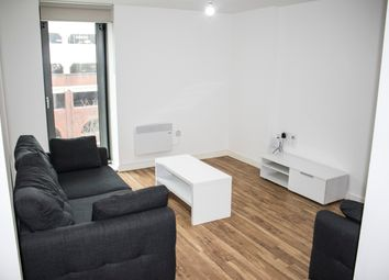 Thumbnail 3 bed flat to rent in Michigan Avenue, Salford Quays