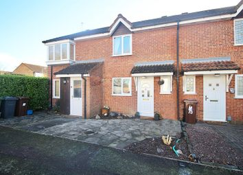 Thumbnail 3 bed terraced house for sale in Danziger Way, Borehamwood